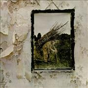 Click here for more info about 'Led Zeppelin - Led Zeppelin IV - 4th - EX'
