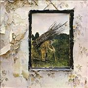 Click here for more info about 'Led Zeppelin - Led Zeppelin IV - 5th - VG'