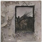 Led Zeppelin Led Zeppelin IV - 2nd - VG UK vinyl LP