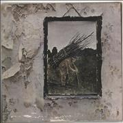 Click here for more info about 'Led Zeppelin - Led Zeppelin IV - 4th - VG'