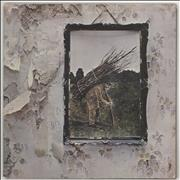 Click here for more info about 'Led Zeppelin - Led Zeppelin IV - 10th'