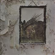 Click here for more info about 'Led Zeppelin - Led Zeppelin IV - 7th - EX'