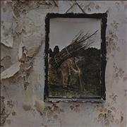 Click here for more info about 'Led Zeppelin IV - 80s - EX'