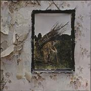 Click here for more info about 'Led Zeppelin - Led Zeppelin IV - 80s - EX'