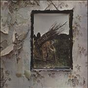 Click here for more info about 'Led Zeppelin - Led Zeppelin IV - 8th + Inner - EX'