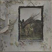 Click here for more info about 'Led Zeppelin - Led Zeppelin IV - 9th - EX'