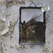 Click here for more info about 'Led Zeppelin - Led Zeppelin IV - Promo stickered'