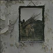 Click here for more info about 'Led Zeppelin - Led Zeppelin IV - 8th + Inner'