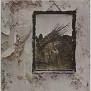 Led Zeppelin Led Zeppelin IV Italy vinyl LP