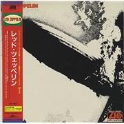 Led Zeppelin Led Zeppelin Japan vinyl LP