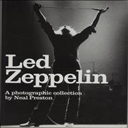 Led Zeppelin A Photographic Collection UK book