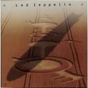 Led Zeppelin Led Zeppelin USA cd album box set