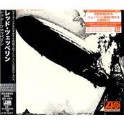 Led Zeppelin Led Zeppelin Japan CD album