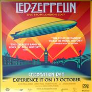 Click here for more info about 'Led Zeppelin - Live From London 2007 - Celebration Day'