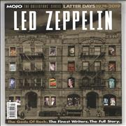 Click here for more info about 'Led Zeppelin - Mojo: The Collectors Series: Later Days 1974-2019'