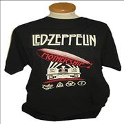 Click here for more info about 'Led Zeppelin - Mothership - Large'
