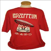 Click here for more info about 'Led Zeppelin - Mothership - Red'
