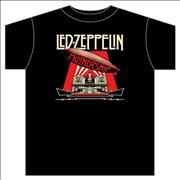 Click here for more info about 'Led Zeppelin - Mothership T-Shirt - Large'