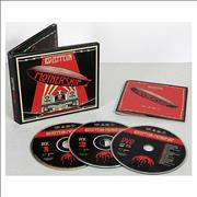 Led Zeppelin Mothership: The Very Best Of UK 3-disc CD/DVD Set