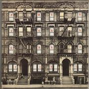 Click here for more info about 'Led Zeppelin - Physical Graffiti - 1½ Press'