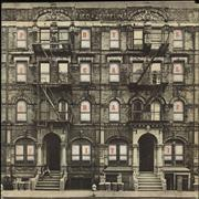 Click here for more info about 'Led Zeppelin - Physical Graffiti - 1¾ Press'