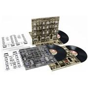 Led Zeppelin Physical Graffiti - 180gm Deluxe - Sealed UK 3-LP vinyl set