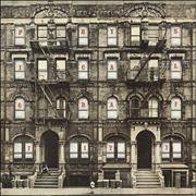Click here for more info about 'Led Zeppelin - Physical Graffiti - 1st - VG'