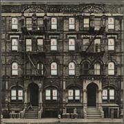 Click here for more info about 'Led Zeppelin - Physical Graffiti - 2nd - EX'