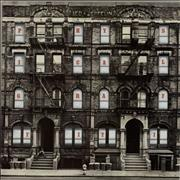 Click here for more info about 'Led Zeppelin - Physical Graffiti - 80s Misspellings'