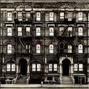 Click here for more info about 'Led Zeppelin - Physical Graffiti - 80s Misspellings - EX'