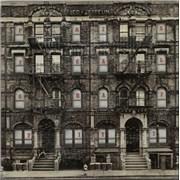 Led Zeppelin Physical Graffiti - CRC USA 2-LP vinyl set