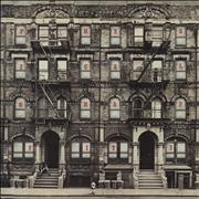 Click here for more info about 'Led Zeppelin - Physical Graffiti - EX'