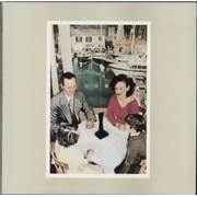 Led Zeppelin Presence - 180gm USA vinyl LP