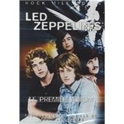 Led Zeppelin Rock Milestones: Les Premier Album France DVD
