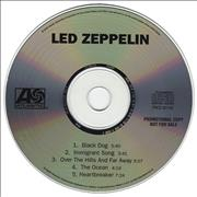Click here for more info about 'Led Zeppelin - Led Zeppelin'