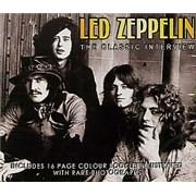 Led Zeppelin The Classic Interview UK CD album