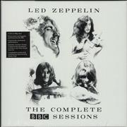 Click here for more info about 'Led Zeppelin - The Complete BBC Sessions - 180gm - Sealed'