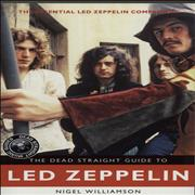 Click here for more info about 'Led Zeppelin - The Dead Straight Guide To Led Zeppelin'