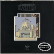 Led Zeppelin The Song Remains The Same - 200gm USA 2-LP vinyl set