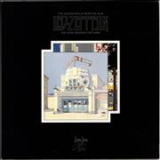 Click here for more info about 'Led Zeppelin - The Song Remains The Same - Barcoded - EX'