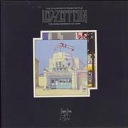 Click here for more info about 'Led Zeppelin - The Song Remains The Same - VG'