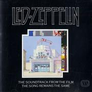 Click here for more info about 'Led Zeppelin - The Song Remains The Same'