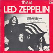 Click here for more info about 'This Is Led Zeppelin - EX'