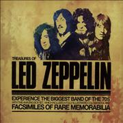 Click here for more info about 'Led Zeppelin - Treasures Of Led Zeppelin'