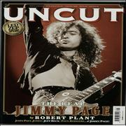 Click here for more info about 'Led Zeppelin - Uncut - January 2009'