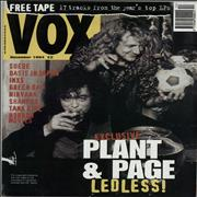 Click here for more info about 'Led Zeppelin - Vox - December 1994'