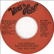 Click here for more info about 'Led Zeppelin - What's It All About?'