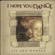 Click here for more info about 'Lee Ann Womack - I Hope You Dance'