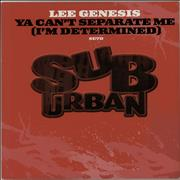 Click here for more info about 'Lee Genesis - Ya Can't Separate Me (I'm Determined)'
