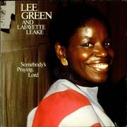 Click here for more info about 'Lee Green & Lafayette Leake - Somebody's Praying, Lord'